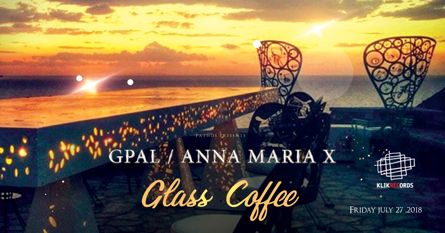 Gpal - Anna Maria X - Glass Coffee