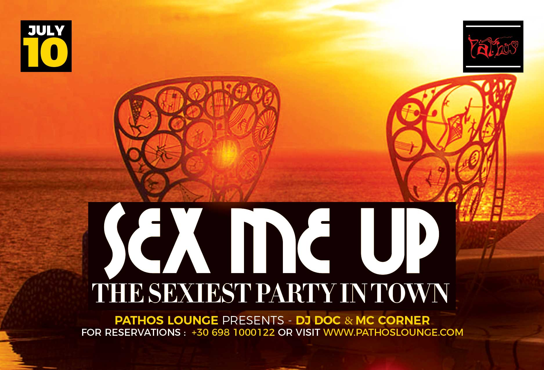 Sex me Up Party - The sexiest party in town 2017!