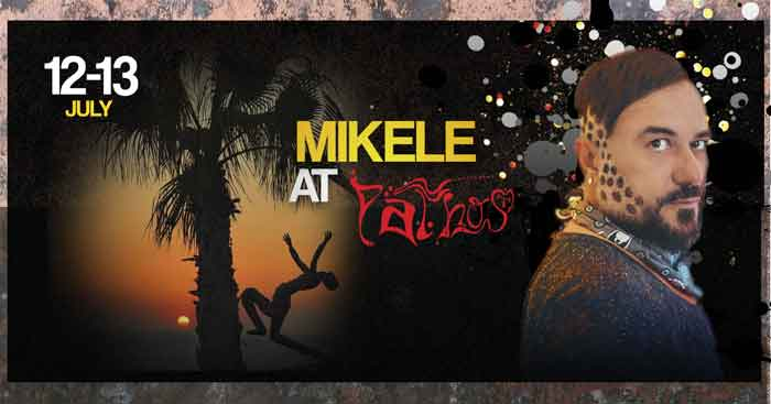 Dj Mikele - Ios Summer Event 2018