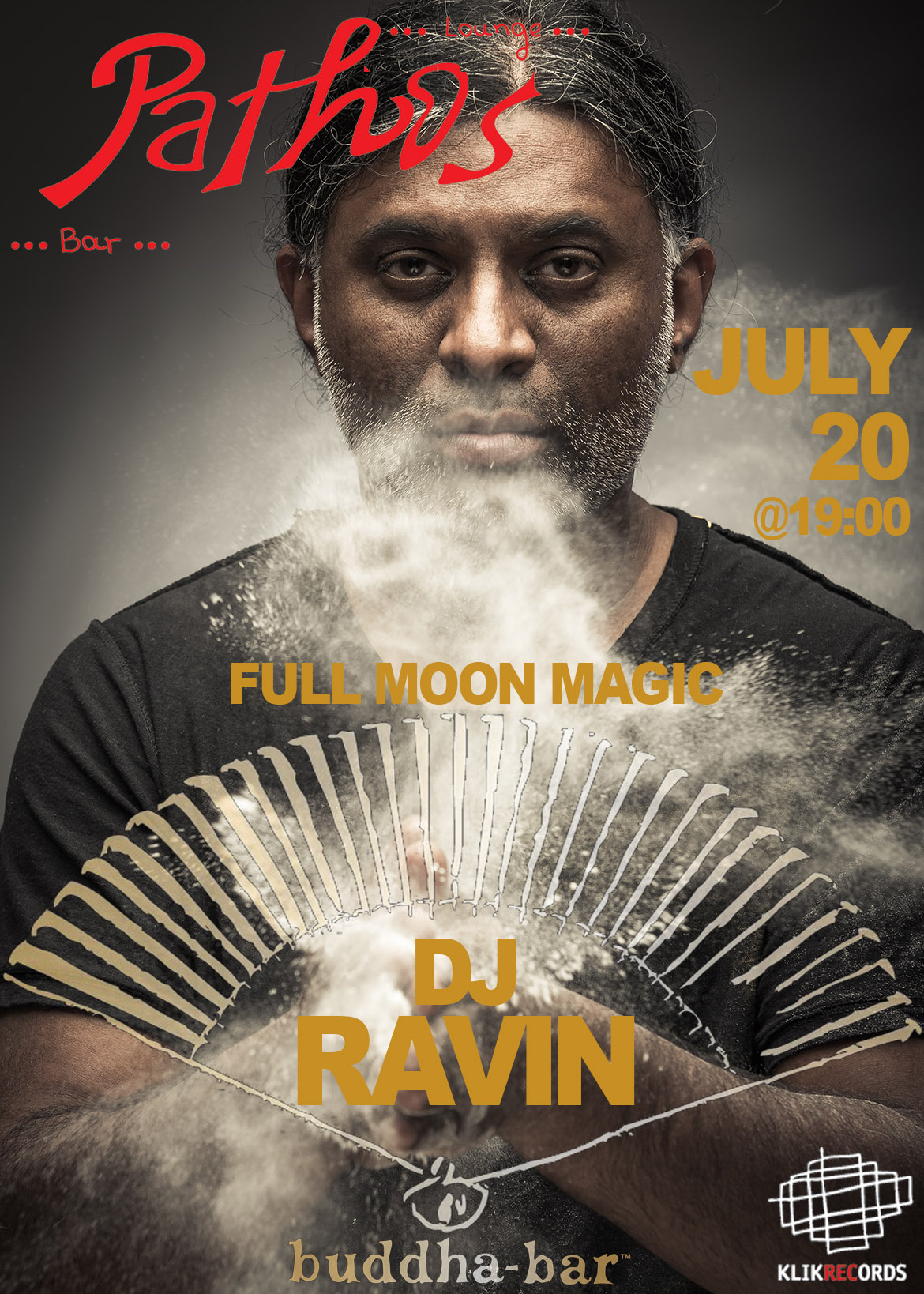 Full Moon Party with DJ RAVIN - BUDDHA BAR