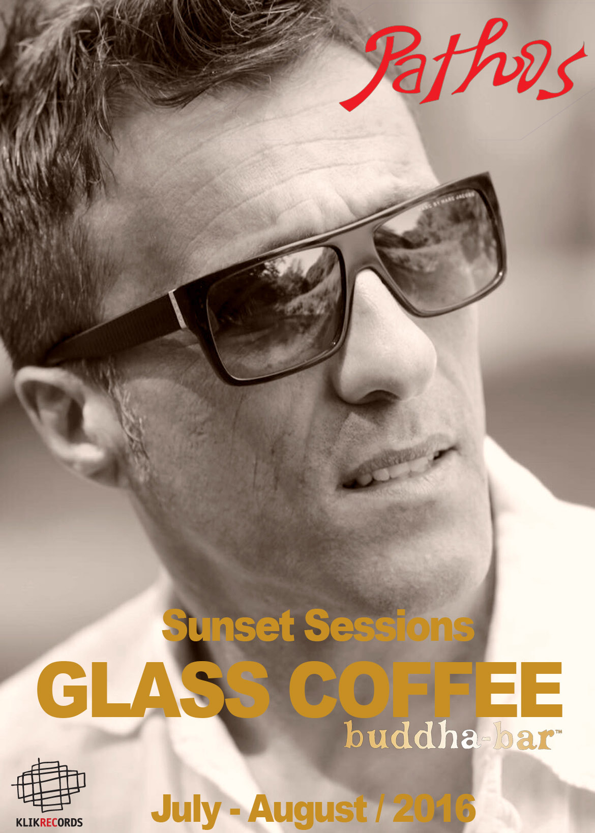 Sunset Sessions Glass Coffee Buddha Bar